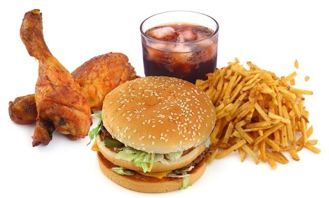 Yang Didapatkan dari Makanan Cepat Saji
