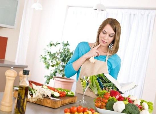 Pola Makan Vegetarian yang Sehat